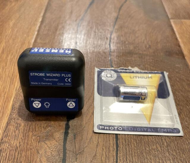 Batterie Sender inkl Hensel Strobe Wizard Plus