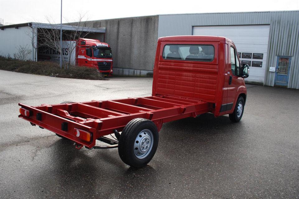 Fiat Ducato 35 Maxi 2,3 MJT 180 Chassis L3 d Diesel modelår