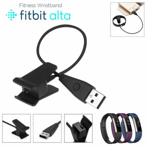 Charger For Fitbit CHARGE 2 Activity Wristband USB Charging Cable Cord Wire USA