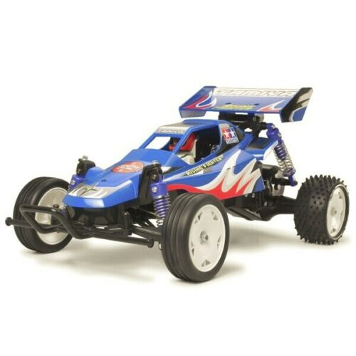 Tamiya 300058416 Radiocommandée RC Voiture Maquette Buggy Rising Fighter 1:10