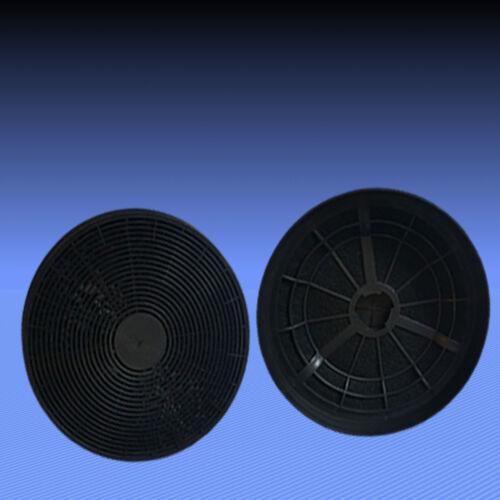 2 Aktivkohlefilter ST1 für Dunstabzugshaube Baumatic TEL06SS F60.2SS TEL06W