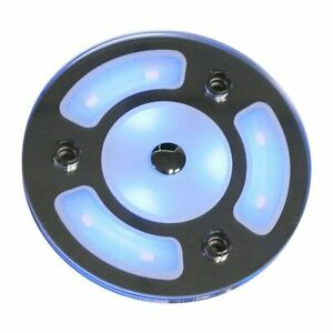 Mini RV Caravan Camper LED Ceiling Light Dimmable Boat Section 3W Switch Indoor