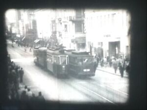 FILM-16mm-ANNEES-50-ANIELA-KATUZA-MEILLEUR-OUVRIER-POLOGNE-180m-SON-OPT