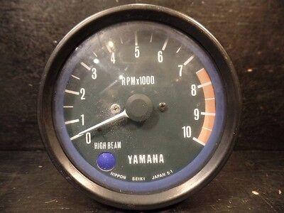 1976 76 1977 77 YAMAHA XS650 XS 650 TACHOMETER TACHO
