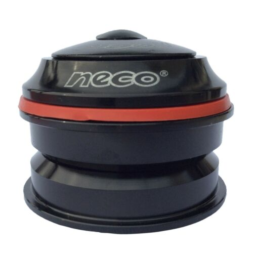 """NECO H145 1-1//8"""" Semi Integrated Threadless Bike Bicycle Headset Ø44 Alloy Cups"""