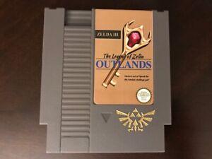 Legend-of-Zelda-3-Outlands-Nintendo-NES-72-pins-USA-NTSC-PAL-Cartridge