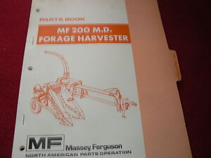 Ferguson Forager Instruction Book ............................ Original Manual Other