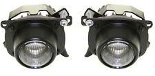 1997 1998 1999 MITSUBISHI ECLIPSE FOG LIGHT LAMP LEFT & RIGHT PAIR SET 2PCS