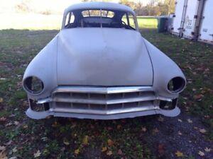 1949 Cadillac 2 door torpedo back sedan
