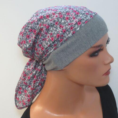 Unique Port Du Foulard//chemomütze pratiquement confortablement de chapeau chez Cancer Chimio