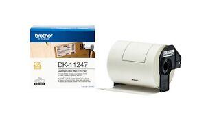 Brother-Original-DK-11247-103mm-x-164mm-Versandetikett-Versand-Etiketten-QL1100