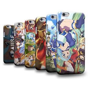PIN-1-Anime-KonoSuba-Hard-Phone-Case-Cover-Skin-for-Apple-iPhone-iPod