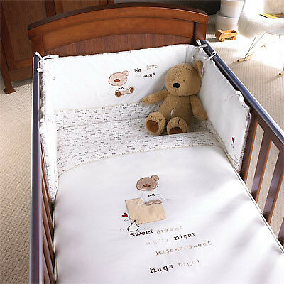 IZZIWOTNOT Vincent cot / couette lit bébé