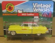 NOS NEW ON CARD - ERTL 1952 CADILLAC - SHOPRITE SUPERMARKET - MADE IN 1990