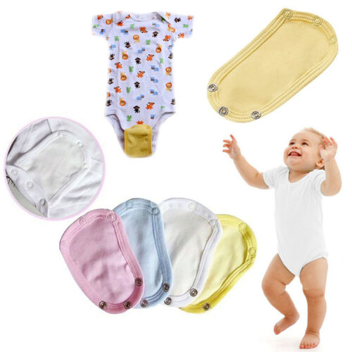 Baby Romper Partner Utility Bodysuit Jumpsuit Diaper Lengthen Extend Film HICA