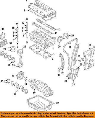HYUNDAI OEM 10-14 Genesis Coupe-Engine Timing Camshaft Cam Gear 243702G000  | eBayeBay