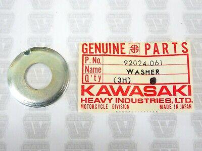 NOS OEM FACTORY KAWASAKI KX250 KT250 KDX250 LOCK WASHER 92024-061