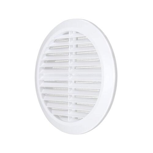 BOCCHETTE ARIA GRIGLIA DI SCARICO CON PROTEZIONE INSETTI sfiato ventilazione regolabile