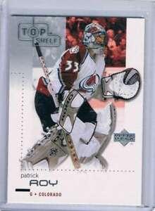 2001-UD-Top-Shelf-12-Patrick-Roy