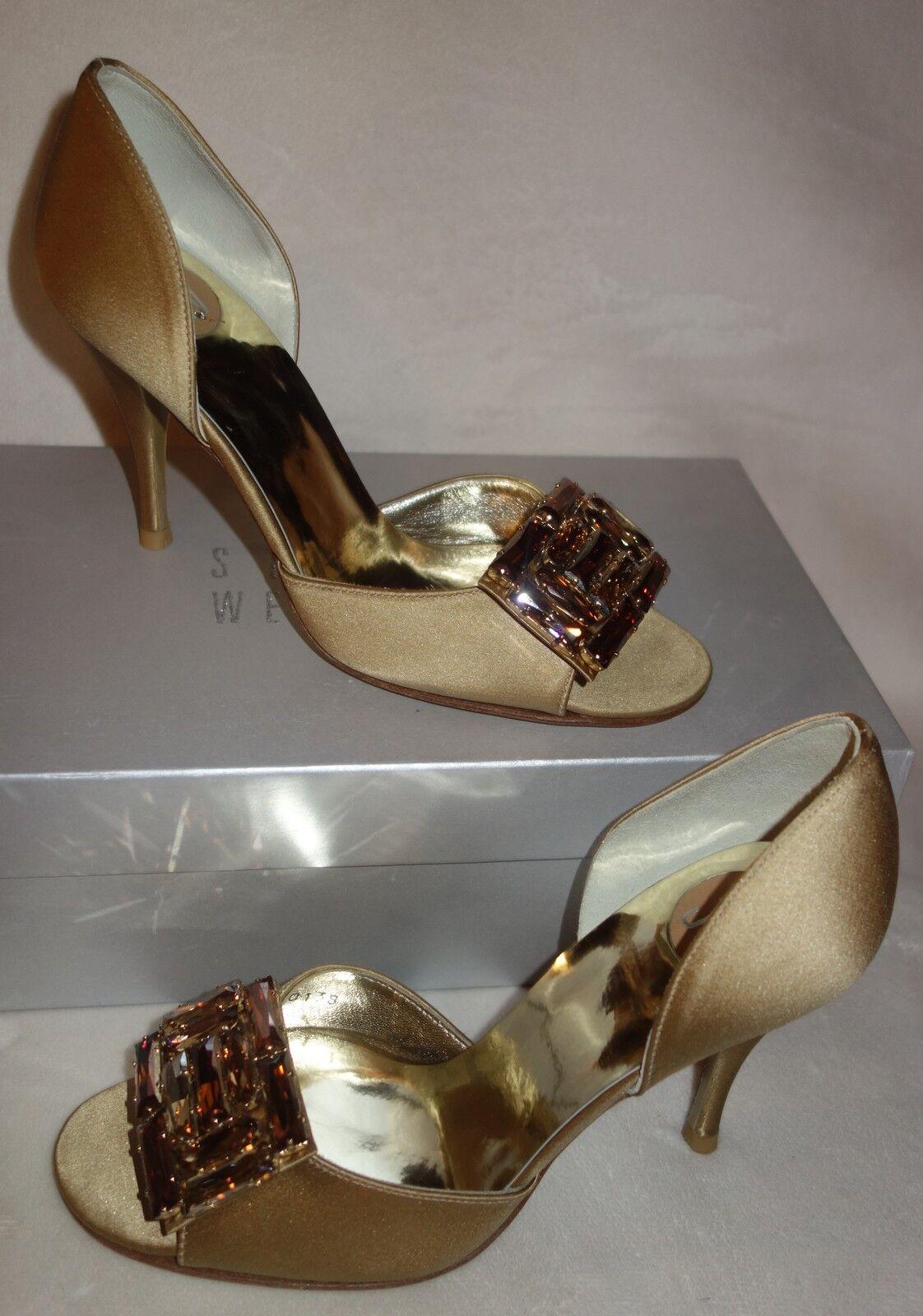 risparmia fino al 70% Stuart Weitzman 'DCGemstones' scarpe  Sandals sz 36 US SZ SZ SZ 5.5 new  marche online vendita a basso costo