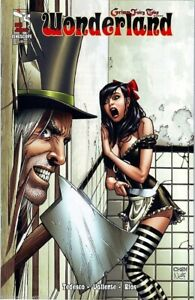 Grimm Fairy Tales Presents Wonderland 2012 Annual Cover A NM or better