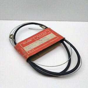 Cable Accelerator Complete Fiat 500 F - Bianchina FATAM 0112