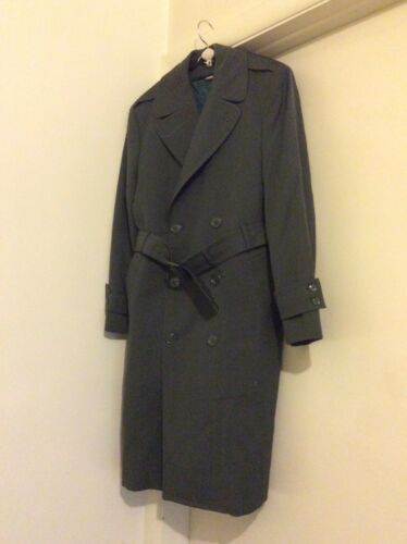 Classic Overcoat Wool Trench Us Military Green Mens Coat 2891 32 Army 8405 782 qE0wggn1