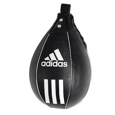 Adidas Speed Ball Colpire Palla In Pelle Boxe Velocità Borsa-