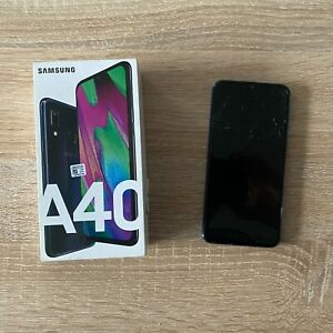 Mobile Phone Smartphone Handy Samsung Galaxy A40 64GB ohne Zubehör