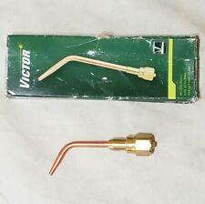 Victor Journeyman 0 W Welding Brazing Torch Tip 300 Series 315fc 0323 0112