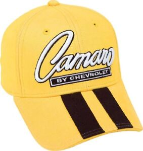 Chevrolet Camaro RS Black Baseball Cap