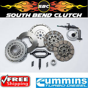Details About South Bend Dual Disc Clutch Fits 2005 5 2017 Dodge Mins 9l 6 7l G56 Sd