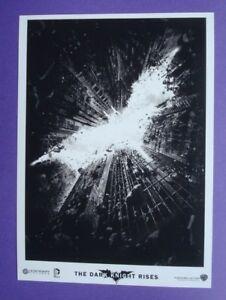 2012-DARK-KNIGHT-RISES-Euro-Movie-Press-Kit-5x7-Photo-Still-BATMAN-Bale-NOLAN