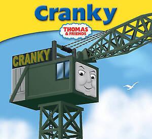 Cranky-Thomas-Story-Library-VARIOUS-Very-Good-Book