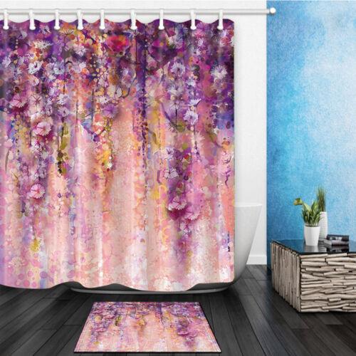Moana Fabric Waterproof Shower Curtain Home Decor Bathroom Curtain With Hooks