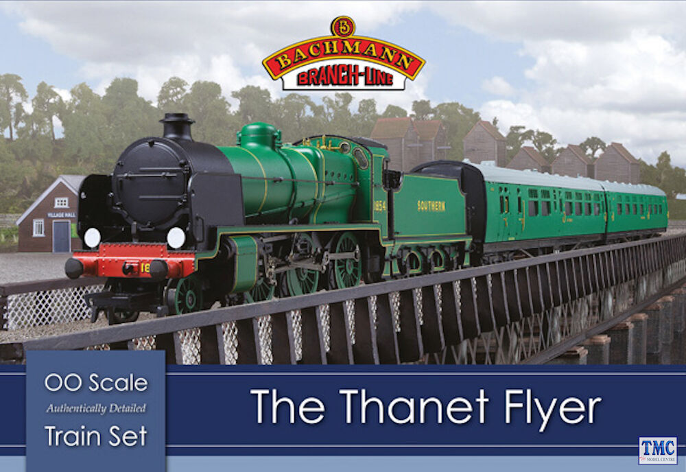 30-165 Bachmann OO Gauge The Thanet Flyer