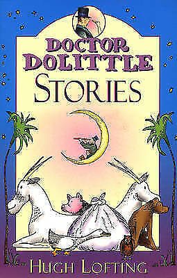 """VERY GOOD"" Dr Dolittle Stories (Red Fox Fiction), Lofting, Hugh, Book"