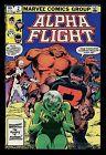 VINTAGE - MARVEL COMICS GROUP - ALPHA FLIGHT - Vol. 1, No. 2 - SEPTEMBER 1983