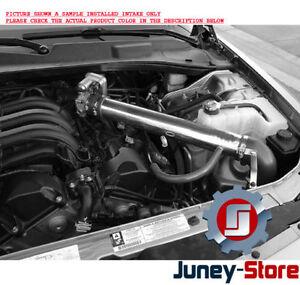 05-2010 DODGE CHARGER MAGNUM 300 SE LX 2.7L V6 SILICONE AIR INTAKE