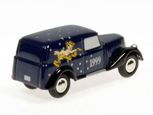 """Schuco Piccolo Mercedes 170 V /""""Weihnachten 1999/"""" # 50152007"""