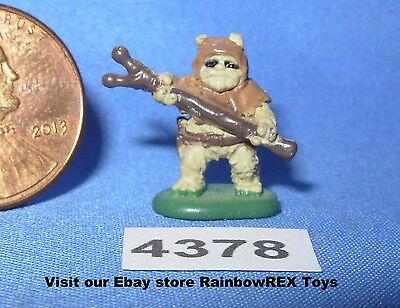 Star Wars Micro Machines Action Fleet Ewok Figure #2