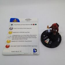 Heroclix Arkham Asylum set Gotham City Detective #006 Common figure w//card!