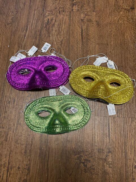 Mardi Gras Mask Kids 20 Count | eBay