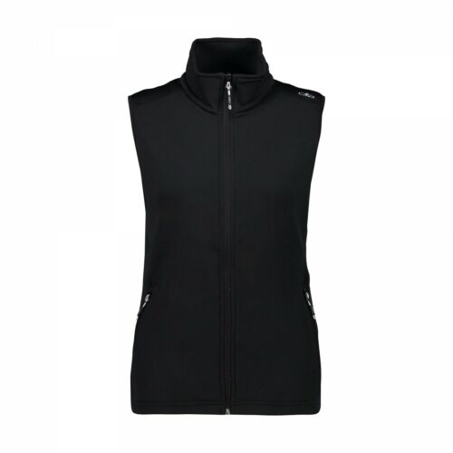CMP Damen Fleece Weste Woman Fleece Vest 3E65346