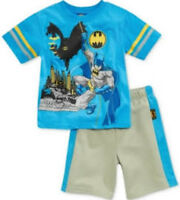 Batman 2 Piece Shorts Set -