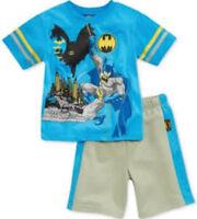 Batman 2 Piece Shorts Set -
