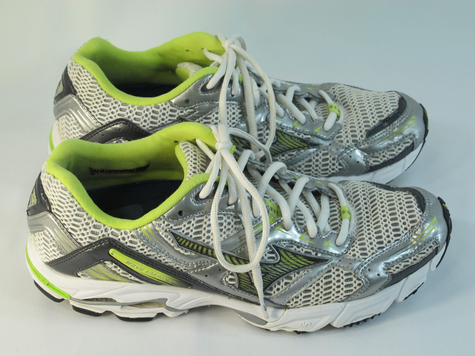 Mizuno Wave Inspire 6 Running shoes Women's Size 9 US Excellent Plus Condition