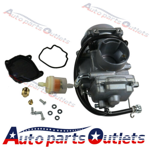 Replacement Carburetor for 90-99 Quadrunner 250 LT-4WD  LTF250  LT-F250F LT-F4WD