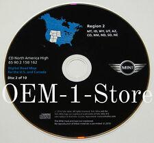01 2002 BMW M3 M5 740iL 745i X5 525i 530i 540i NAVIGATION DISC CD 2 WY UT AZ CO