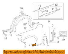 TOYOTA OEM 14-16 Tundra Fender-Mount Bracket 537450C020